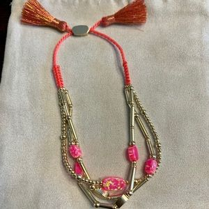 Kendra Scott Chantal Tassel Bracelet